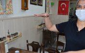 İzmir'deki Lokantada İlginç Korona Önlemi