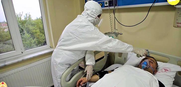 Denizli Valiliği Korona Virüsün Verdiği Acıyı Hatırlattı
