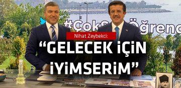 Zeybekci, FOX TV'de Çalar Saat'e Konuk Oldu