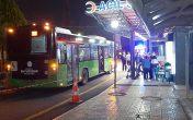 Rahatsızlanan Yolcuyu Otobüs Şoförü Hastaneye Yetiştirdi