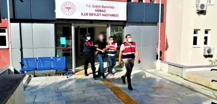 Jandarmaya Silah Çeken Firari Zanlı Tutuklandı